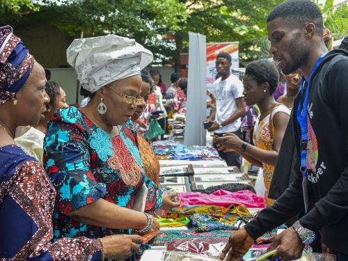 Best of Nigeria Expo  (Nigeria) YOUNG ENTREPRENEURS EXPO